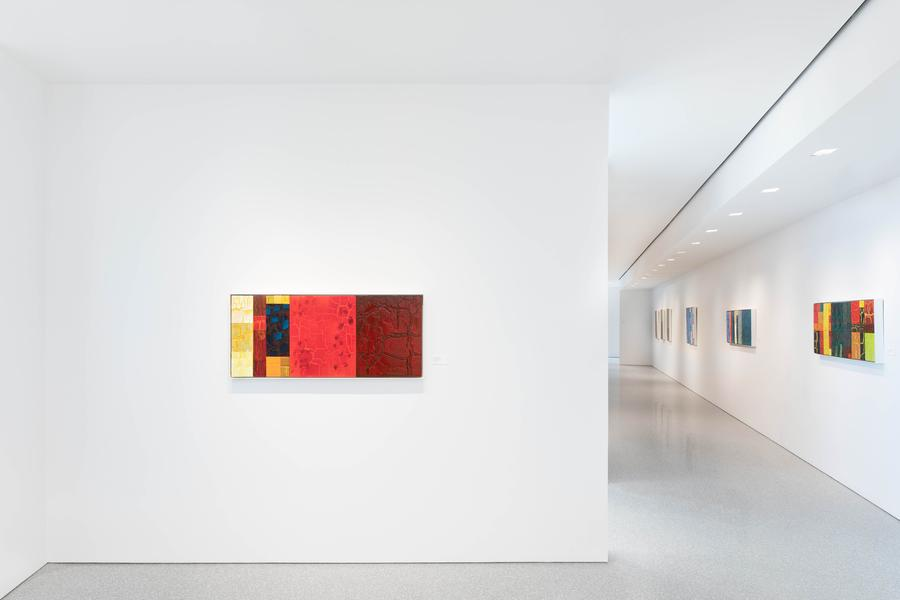 Installation Views - William T. Williams: Recent Paintings - September 6 – November 9, 2019 - Exhibitions
