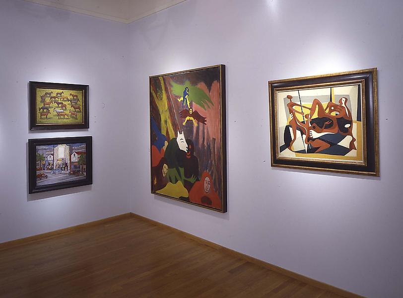 Installation Views - African-American Art: 20th Century Masterworks, III - January 31 – April 6, 1996 - Exhibitions