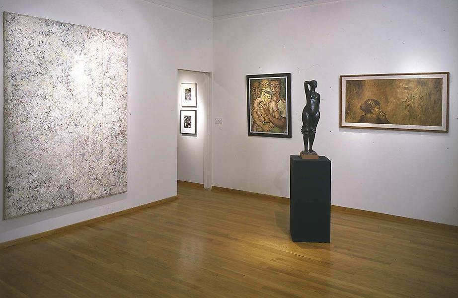 Installation Views - African-American Art: 20th Century Masterworks, II - February 1 – April 8, 1995 - Exhibitions