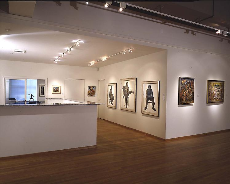 Installation Views - African-American Art: 20th Century Masterworks - November 18, 1993 – February 12, 1994 - Exhibitions
