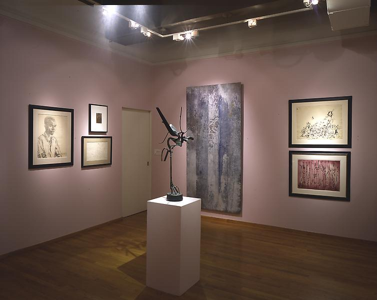 Installation Views - African-American Art: 20th Century Masterworks, V - January 22 – March 21, 1998 - Exhibitions