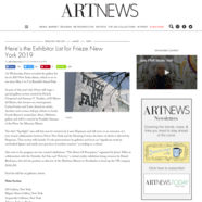 ARTnews, February 6, 2019