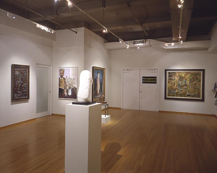 Installation Views - African-American Art: 20th Century Masterworks, VIII - January 18 – March 10, 2001 - Exhibitions