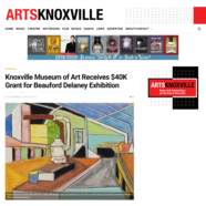 Arts Knoxville, May 29, 2019