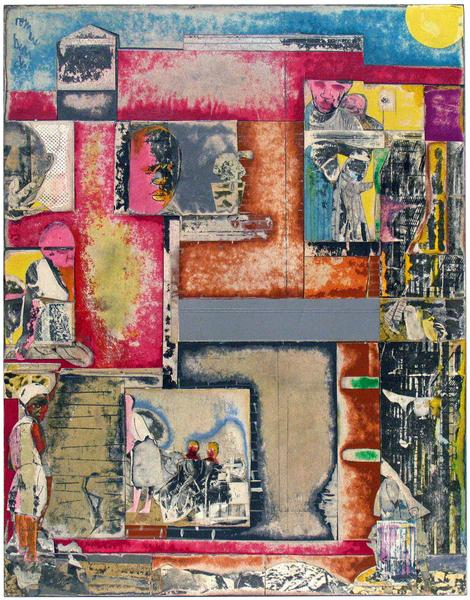 Romare Bearden (1911–1988) The Tenement Worl...