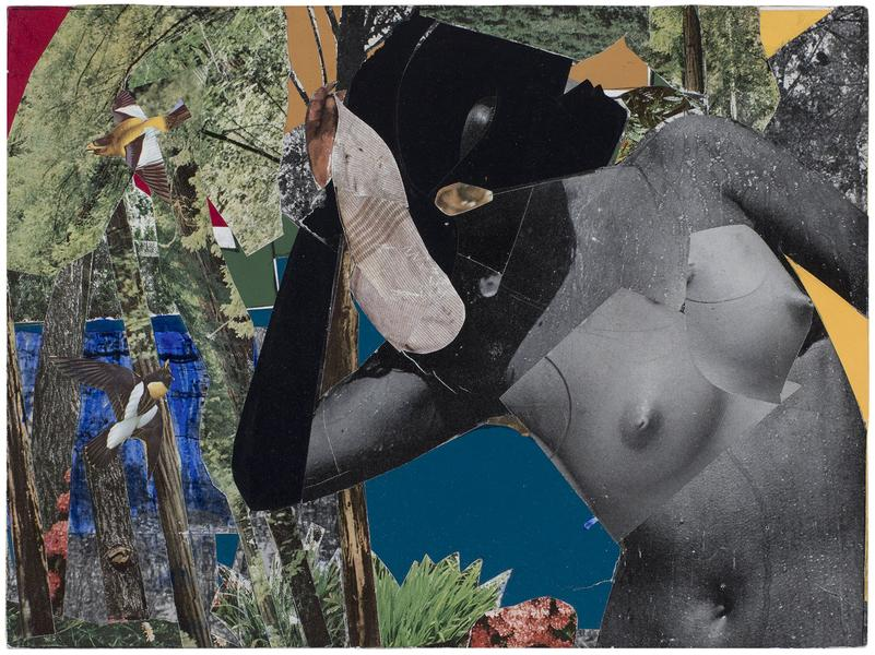 Romare Bearden (1911–1988) Flights and Fanta...