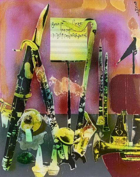 Romare Bearden (1911–1988) Of the Blues: Int...