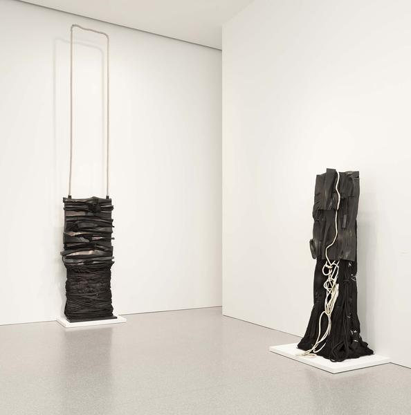 Installation Views - Barbara Chase-Riboud: One Million Kilometers of Silk - October 31, 2014 – January 10, 2015 - Exhibitions