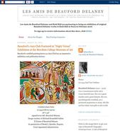 Les Amis de Beauford Delaney, August 15, 2015