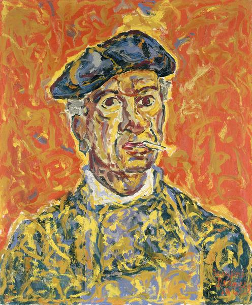 Beauford Delaney (1901–1979) Self-Portrait,...
