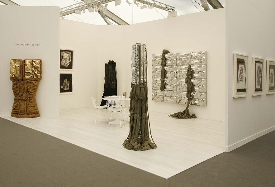 Installation Views - Barbara Chase-Riboud: The 1960s & 1970s - @ Frieze New York / Spotlight Stand D31 / May 5-7, 2017 - Exhibitions