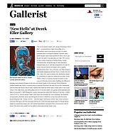 New York Observer/GalleristNY, July 30, 2014
