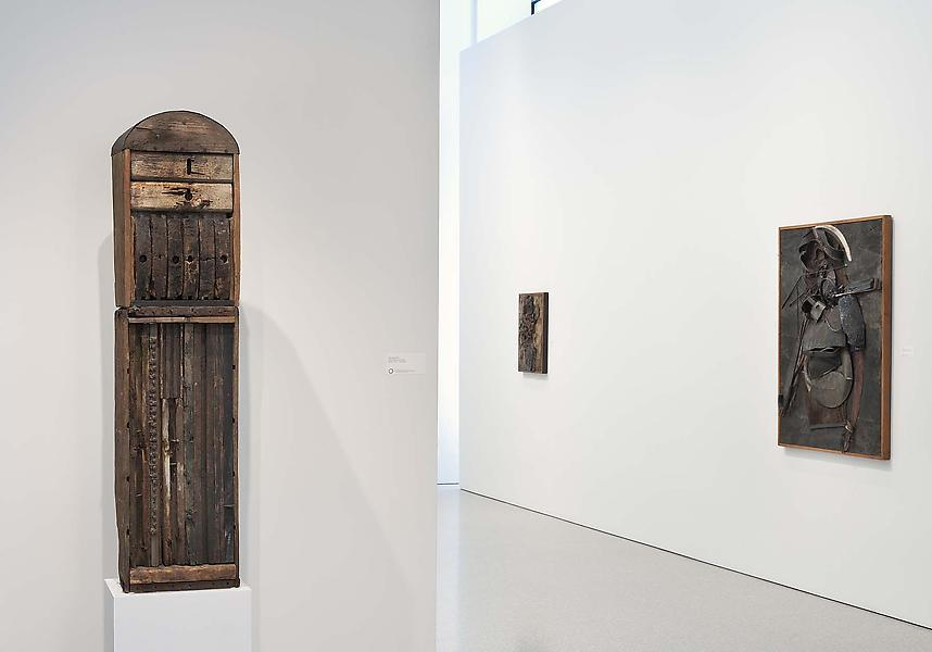 Installation Views - Nancy Grossman: The Edge of Always, Constructions from the 1960s - May 9 – July 25, 2014 - Exhibitions
