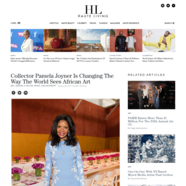 Haute Living, January 28, 2019