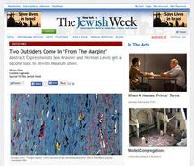 The Jewish Week, September 16, 2014