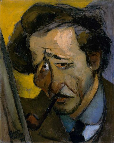 Franz Kline (1910–1962) Self-Portrait, 1940...