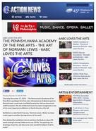 6ABC Loves The Arts, December 17, 2015
