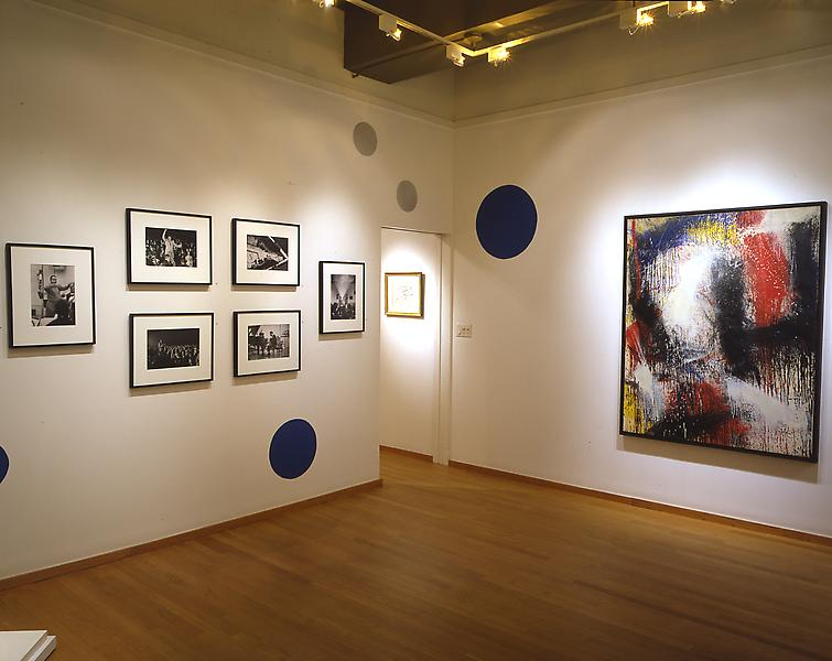 Installation Views - Mood Indigo: The Legacy of Duke Ellington - A Look at Jazz and Improvisation in American Art - May 21 – July 30, 2004 - Exhibitions