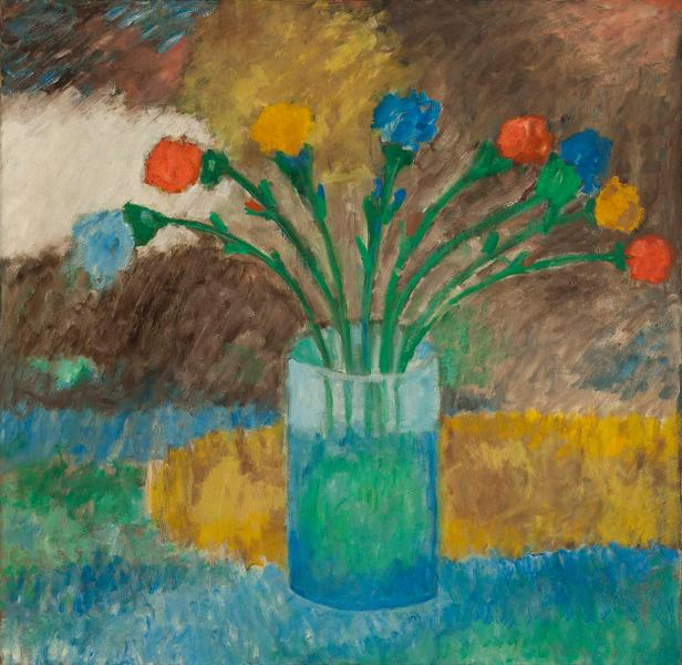 Selected Works - Jan Müller (1922-1958) - Artists - Michael
