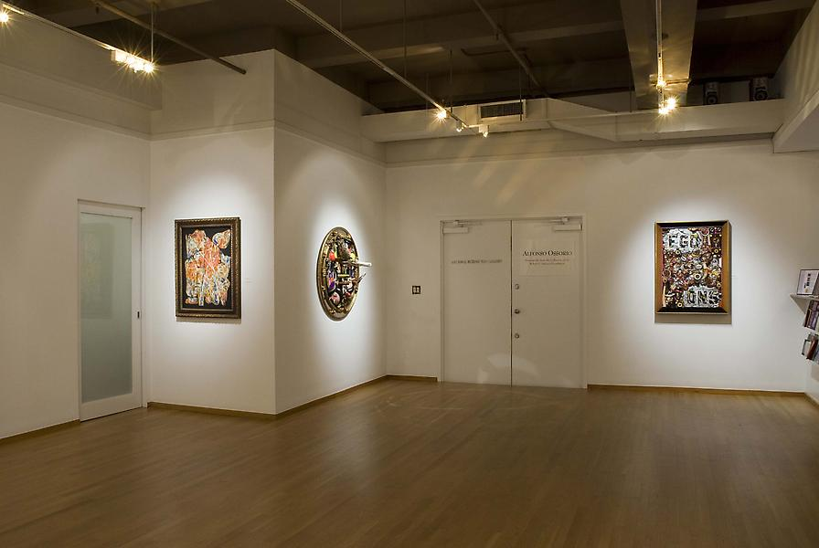 Installation Views - Alfonso Ossorio: Masterworks from the Collection of the Robert U. Ossorio Foundation - September 7 – October 27, 2007 - Exhibitions