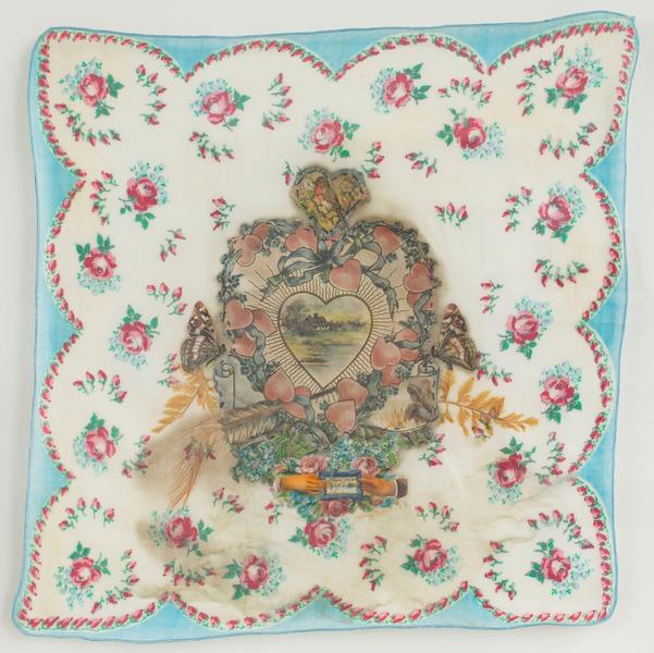 Betye Saar (b.1926) Forget Me Not, 1977 mixed medi...