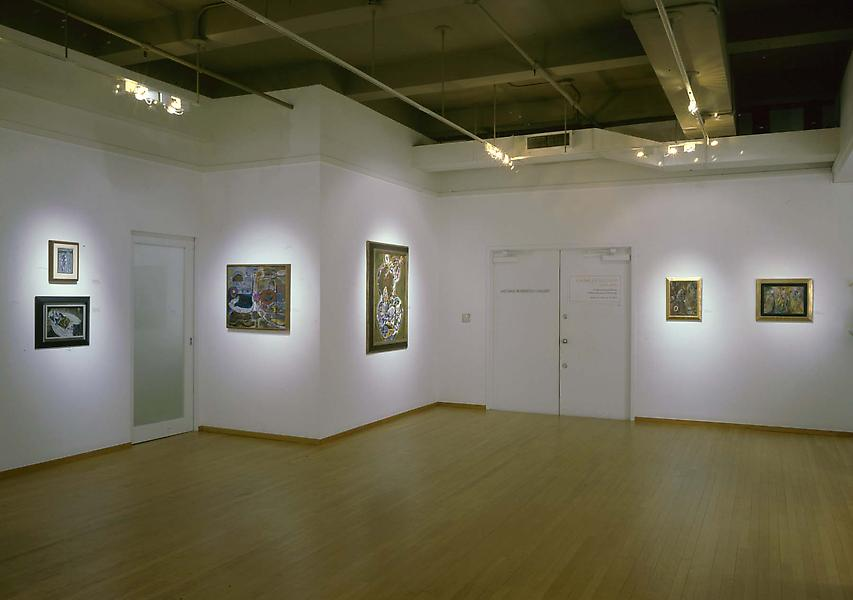 Installation Views - Charles Seliger (1926-2009): A Memorial Exhibition - January 9 – March 6, 2010 - Exhibitions