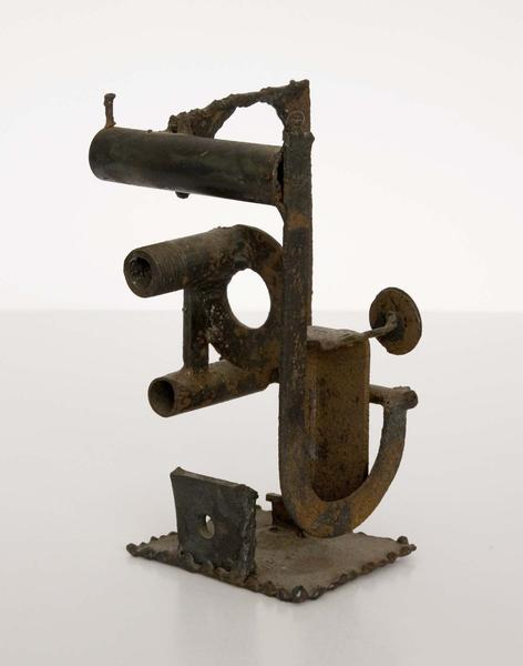 "Untitled, 1956 steel 8"" x 5"" x 5"",..."