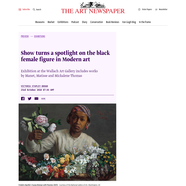 The Art Newspaper, October 23, 2018