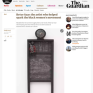 The Guardian, October 30, 2018
