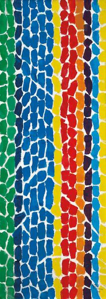 Alma Thomas (1891–1978) Spring No.1, 1968 ac...