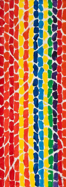 Alma Thomas (1891–1978) Spring No.2, 1968 ac...