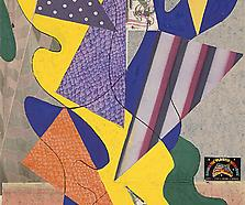 Charmion von Wiegand: Spirit & Form, Collages, 194...