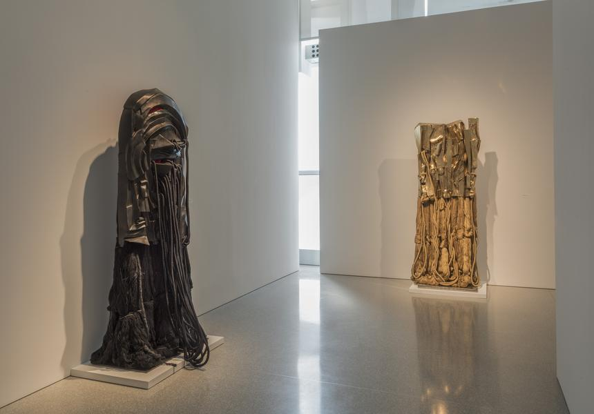 Installation Views - Barbara Chase-Riboud Malcolm X: Complete - September 9 – November 4, 2017 - Exhibitions