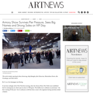 ARTnews, March 6, 2019